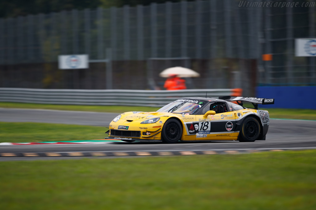 Chevrolet Corvette GT3 - Chassis: 1G1YY25Y765100123 - Driver: Remo Lips - 2019 Monza Historic