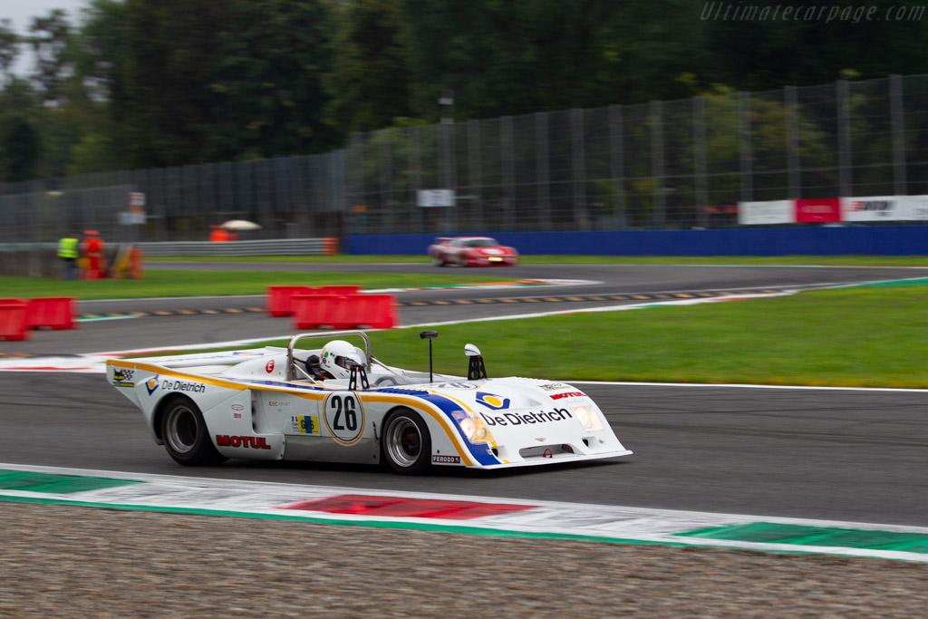 Chevron B36 - Chassis: 36-76-07 - Driver: Claude Le Jean / Lucien Rossiaud - 2019 Monza Historic