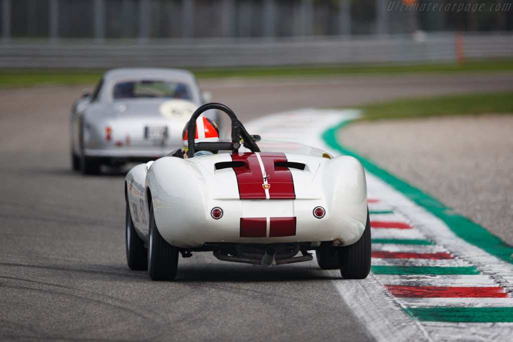 Devin D Porsche  - Driver: Heiko Ostmann - 2019 Monza Historic