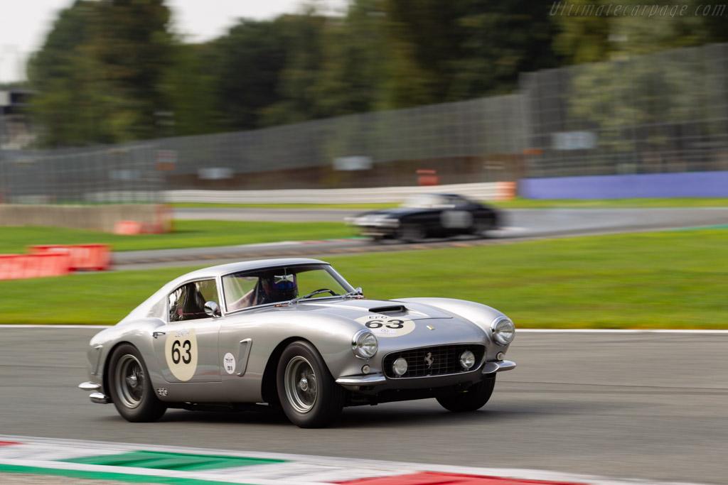 Ferrari 250 GT SWB Competizione - Chassis: 1917GT - Driver: Roderick Jack - 2019 Monza Historic