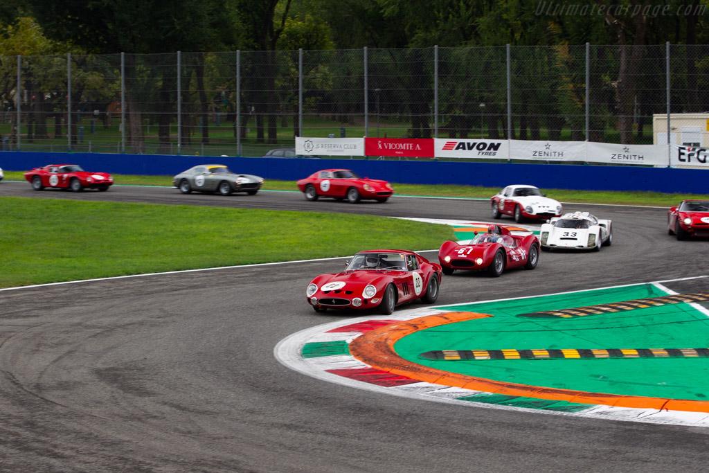 Ferrari 330 GTO - Chassis: 4561SA - Driver: Carlo Vögele - 2019 Monza Historic