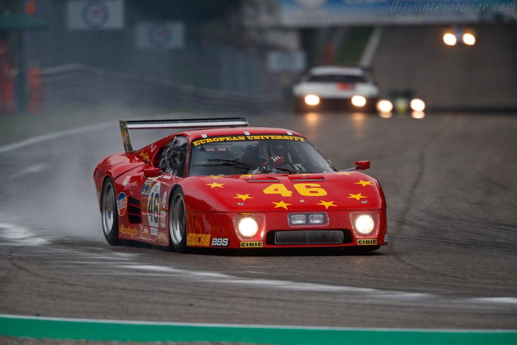 Ferrari 512 BBLM - Chassis: 35525 - Driver: Christian Bouriez - 2019 Monza Historic