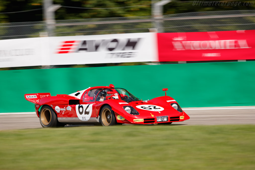 Ferrari 512 S - Chassis: 1004 - Driver: Pierre Mellinger / Tommaso Gelmini - 2019 Monza Historic