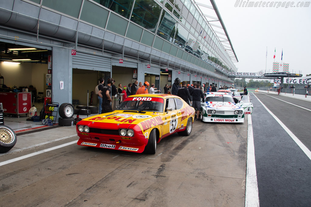 Ford Capri 2600 RS - Chassis: GAECLE42482 - Driver: Yves Scemama - 2019 Monza Historic