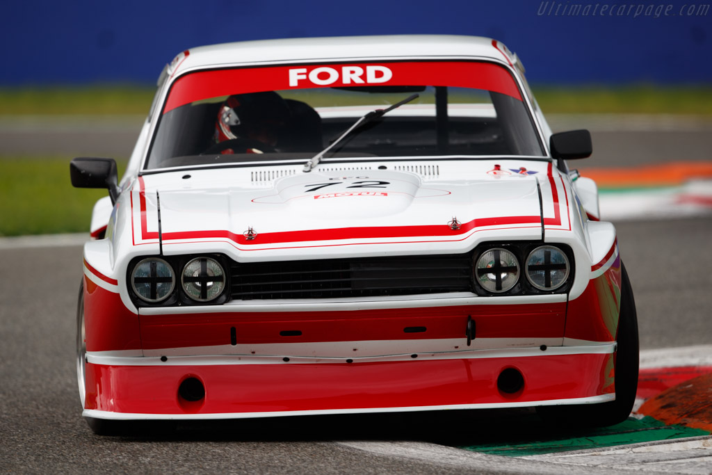 Ford Capri 3100 RS  - Driver: Gérard Lopez / Eric Helary - 2019 Monza Historic