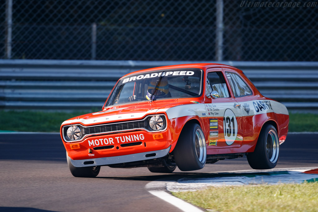 Ford Escort 1600 RS  - Driver: Gregory Caton - 2019 Monza Historic