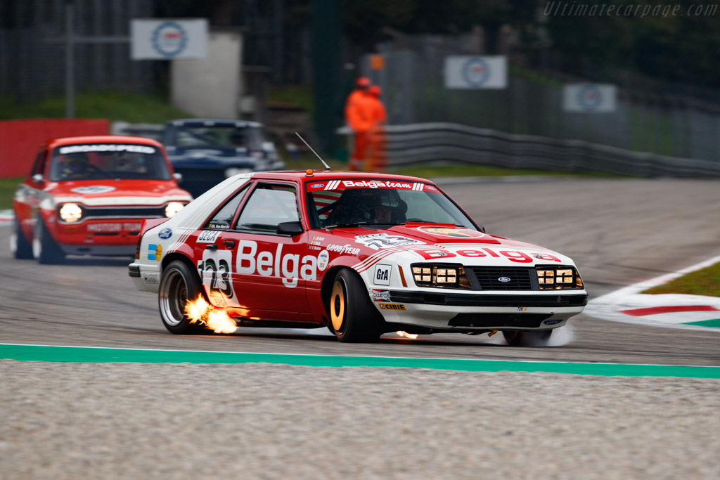 Ford Mustang GT  - Driver: Christophe Van Riet - 2019 Monza Historic