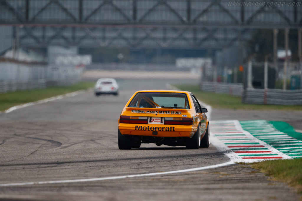 Ford Mustang GT Pinepac - Chassis: 1FABP28MXEF171968  - Driver: Benjamin Poron - 2019 Monza Historic