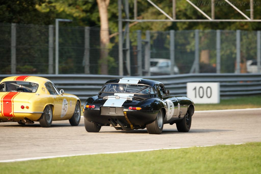 Jaguar E-Type - Chassis: 889226 - Driver: Alexis De Beaumont / Maverick - 2019 Monza Historic