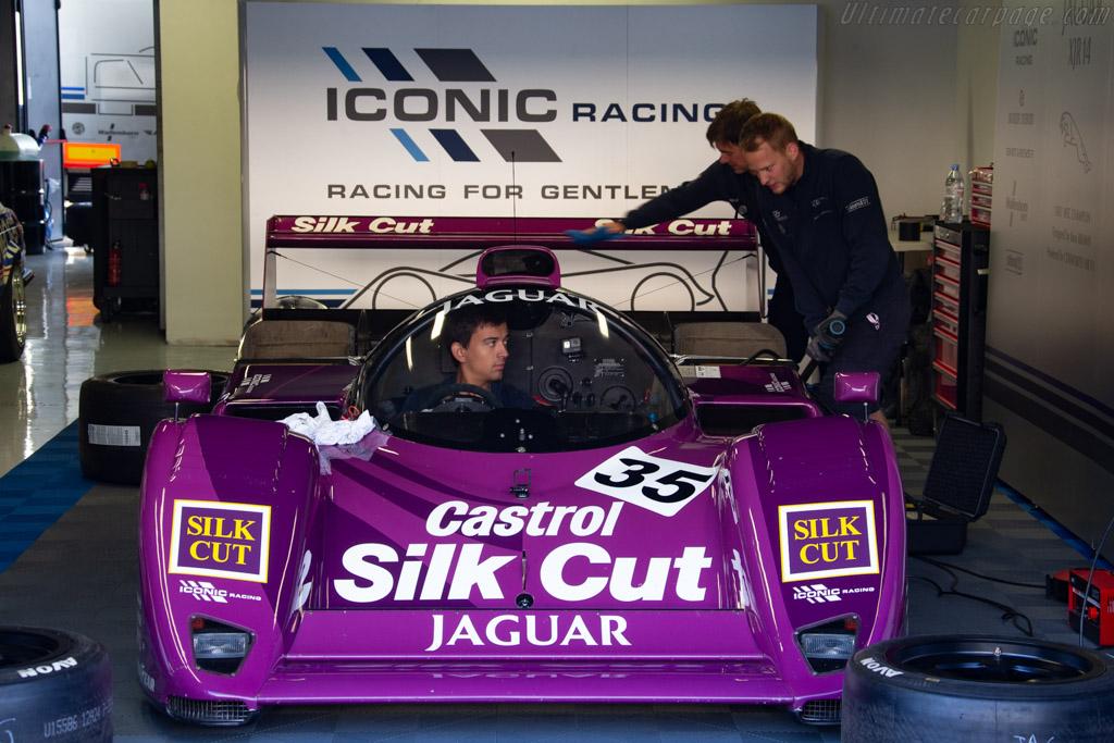 Jaguar XJR-14 - Chassis: X91 - Driver: Gérard Lopez / Eric Helary - 2019 Monza Historic
