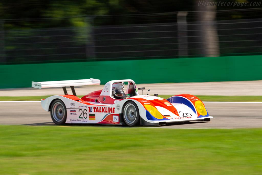 Lola B98/10 - Chassis: B9810-HU02 - Driver: Xavier Micheron - 2019 Monza Historic