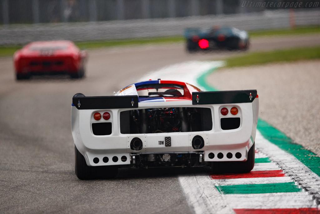 Lola T70 Mk3b - Chassis: SL76/141 - Driver: Gérard Lopez / Eric Helary - 2019 Monza Historic