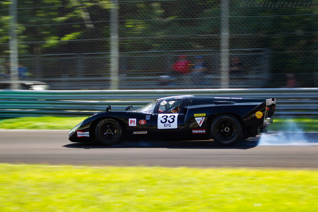 Lola T70 Mk3b  - Driver: Carlos Tavares - 2019 Monza Historic