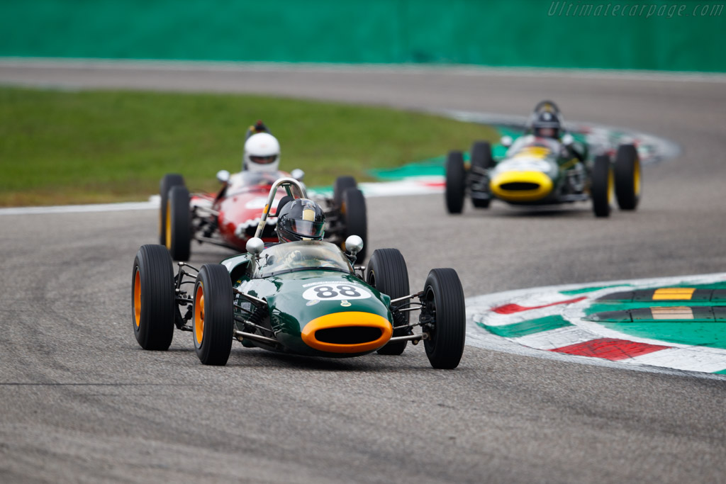 Lotus 20 - Chassis: 20/J/941 - Driver: Peter Strauss - 2019 Monza Historic