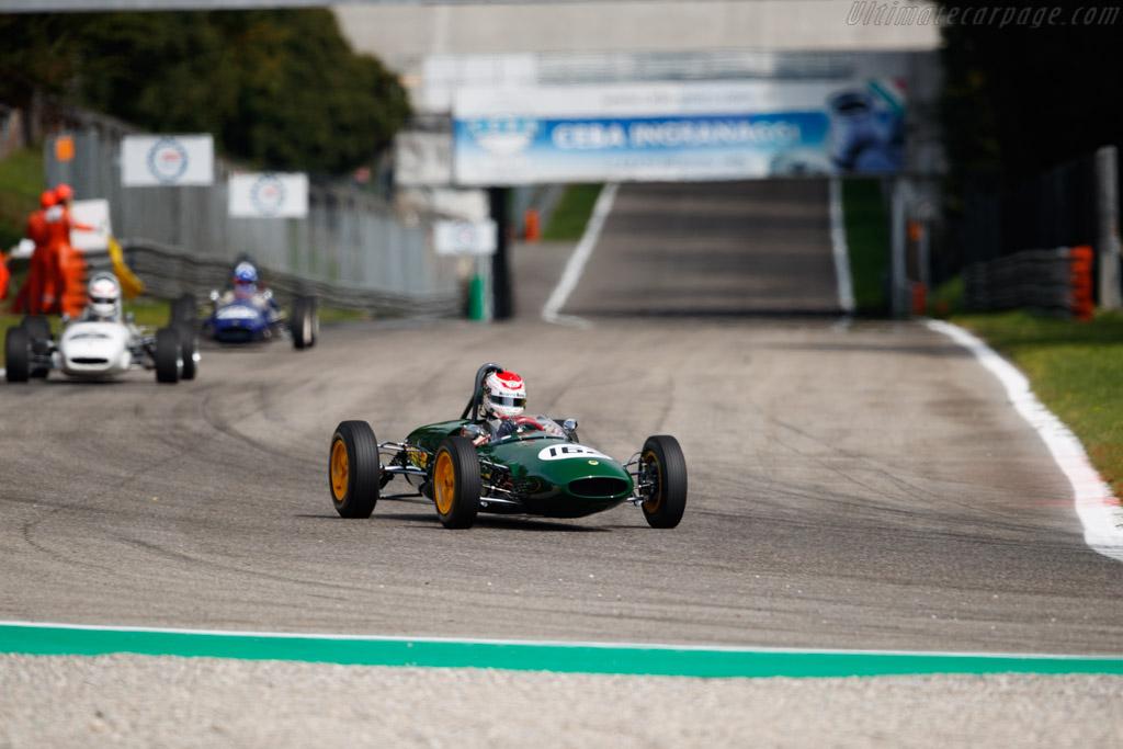 Lotus 20/22 - Chassis: 20/J/876 - Driver: Katsu Kubota - 2019 Monza Historic