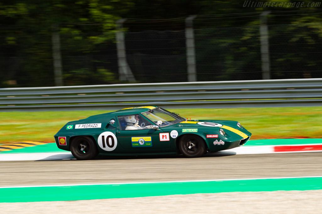 Lotus 47 GT - Chassis: 47/GT/21 - Driver: Franco Pedrazzi / Massimo Pedrazzi - 2019 Monza Historic