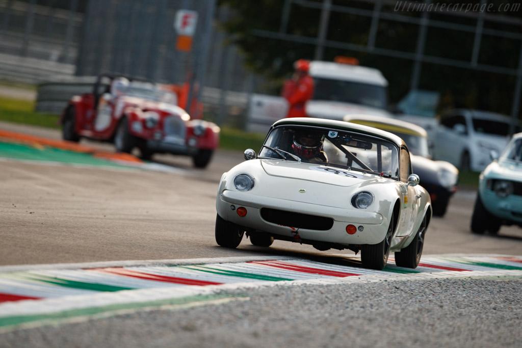 Lotus Elan - Chassis: 3992 - Driver: Patrick Jack - 2019 Monza Historic