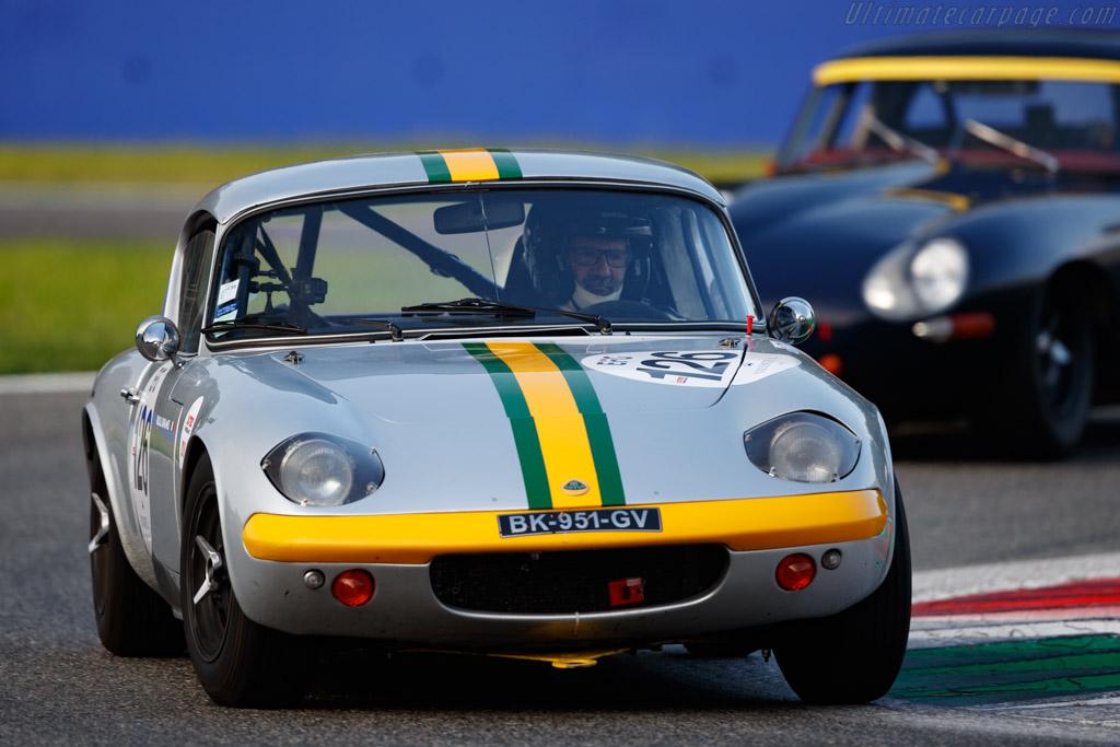 Lotus Elan 26R  - Driver: Pascal Duhamel - 2019 Monza Historic