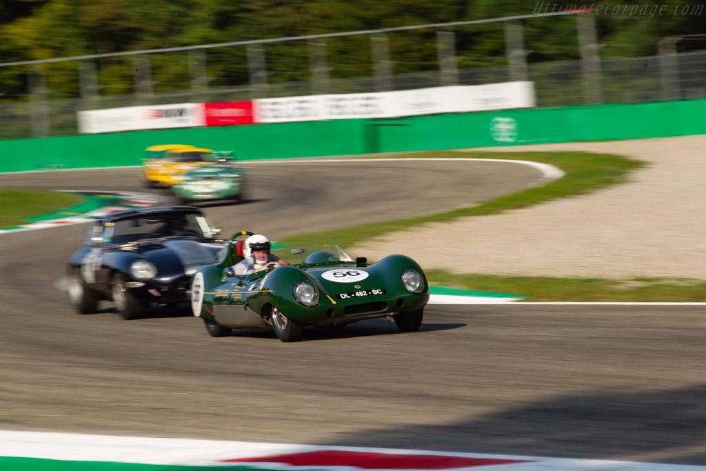 Lotus Eleven S2 Le Mans  - Driver: Patrick Hello / Fabrice Perruchot - 2019 Monza Historic