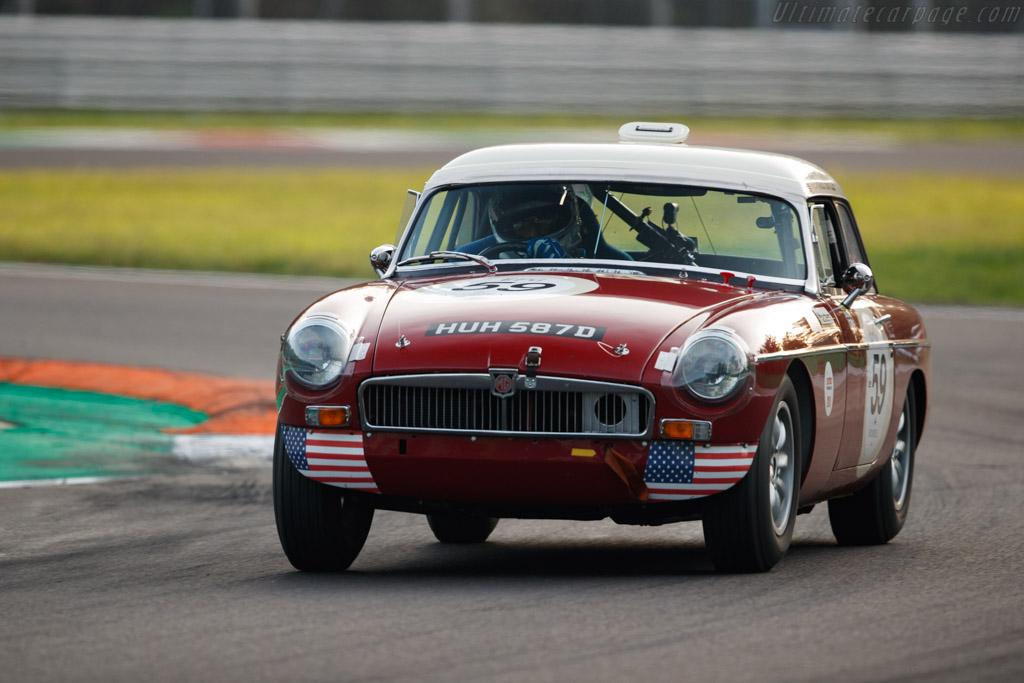 MG B  - Driver: Michael Boyle - 2019 Monza Historic