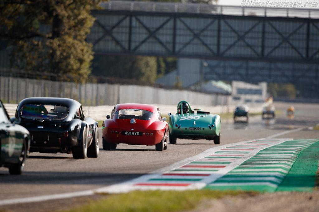 Morgan +4 SLR - Chassis: SLR2 - Driver: Simon Orebi Gann / Mike Bell - 2019 Monza Historic
