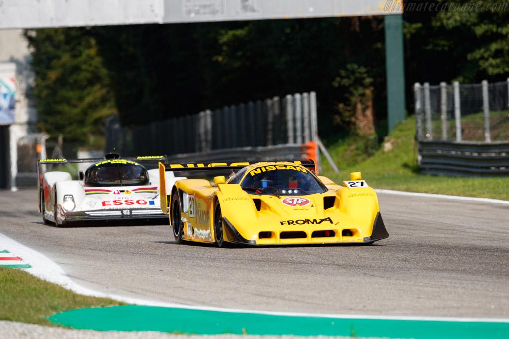 Nissan R90CK - Chassis: R90C/7 - Driver: Pierre-Alain France - 2019 Monza Historic