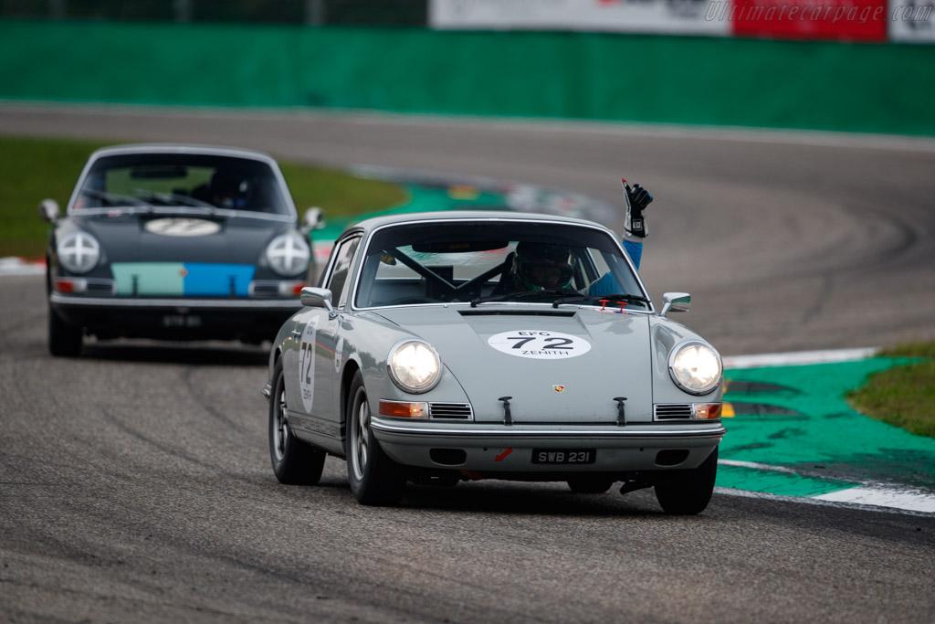 Porsche 911 - Chassis: 300122 - Driver: Richard Cook / Harvey Stanley - 2019 Monza Historic