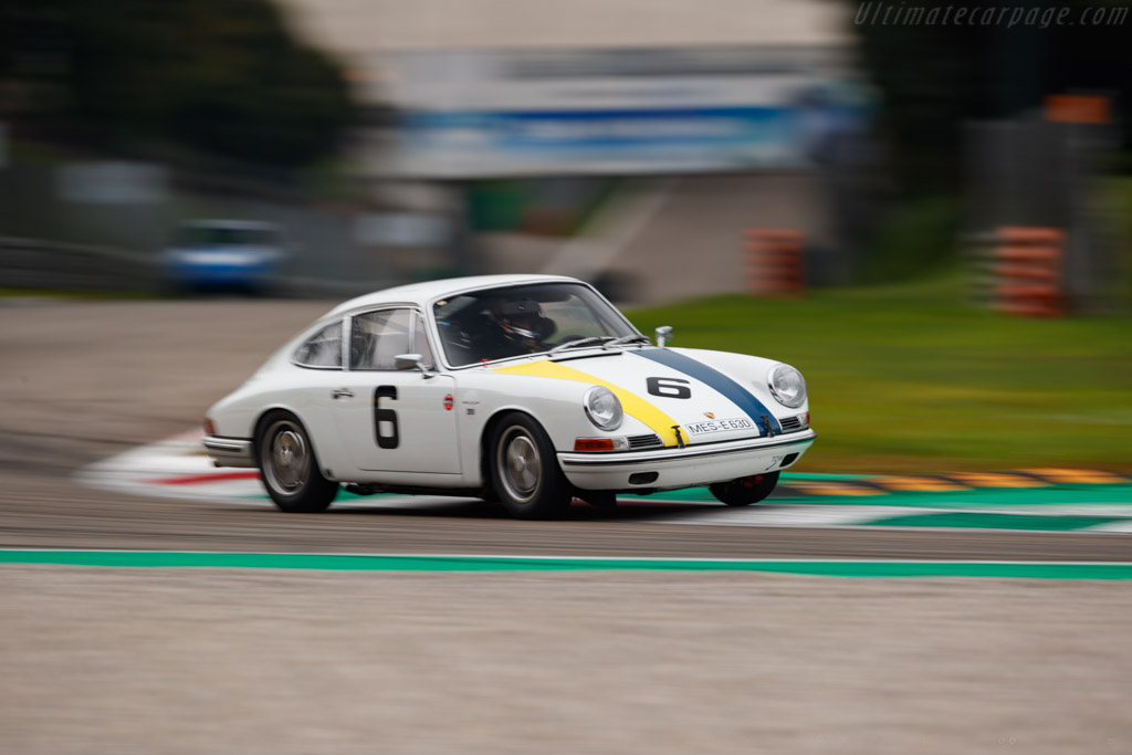 Porsche 911 - Chassis: 305515 - Driver: Lee Maxted-Page / Andrew Jordan - 2019 Monza Historic