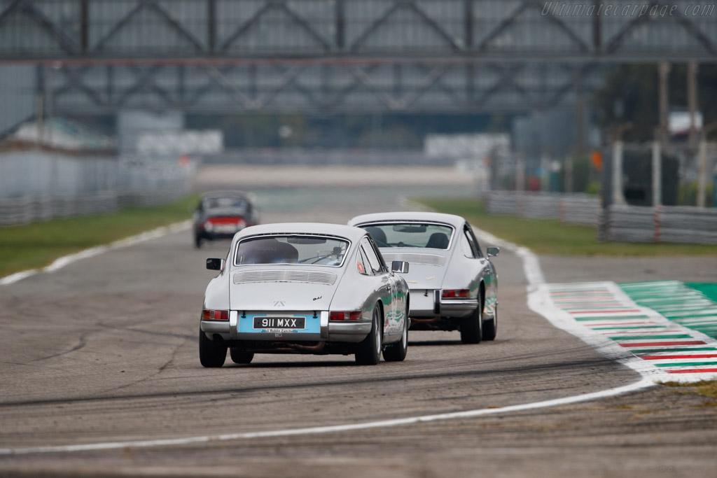 Porsche 911 - Chassis: 301068 - Driver: Jose Ruben Zanchetta / Daniel Thomas Caggiano - 2019 Monza Historic
