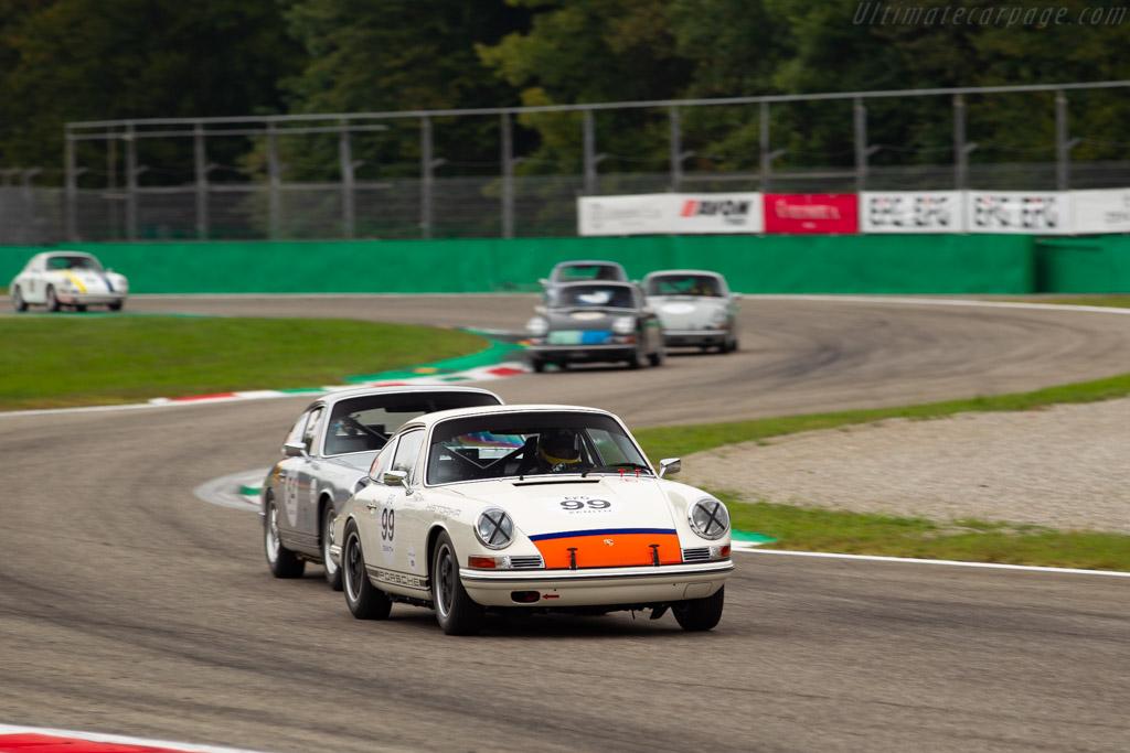 Porsche 911 - Chassis: 302806 - Driver: Sandy Watson / Andrew Kirkaldy - 2019 Monza Historic