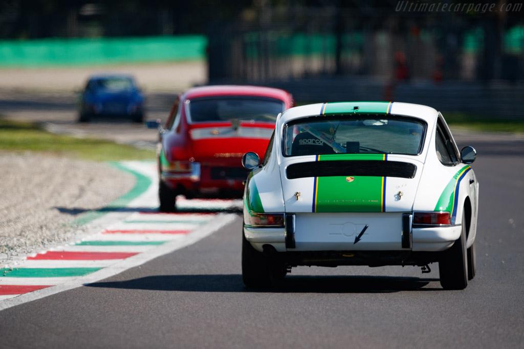 Porsche 911 - Chassis: 303727 - Driver: Stephen Jones / Robert Barrie - 2019 Monza Historic