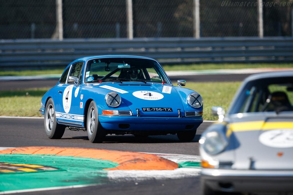 Porsche 911 - Chassis: 304113 - Driver: Pascal Duhamel - 2019 Monza Historic