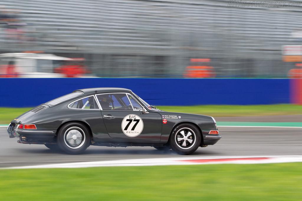 Porsche 911 - Chassis: 302285 - Driver: Mark Sumpter / Andrew Jordan - 2019 Monza Historic