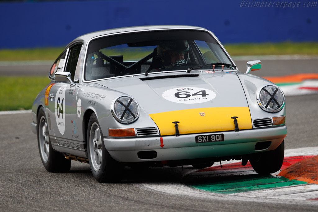 Porsche 911 - Chassis: 300241 - Driver: Andrew Smith / Oliver Bryant - 2019 Monza Historic