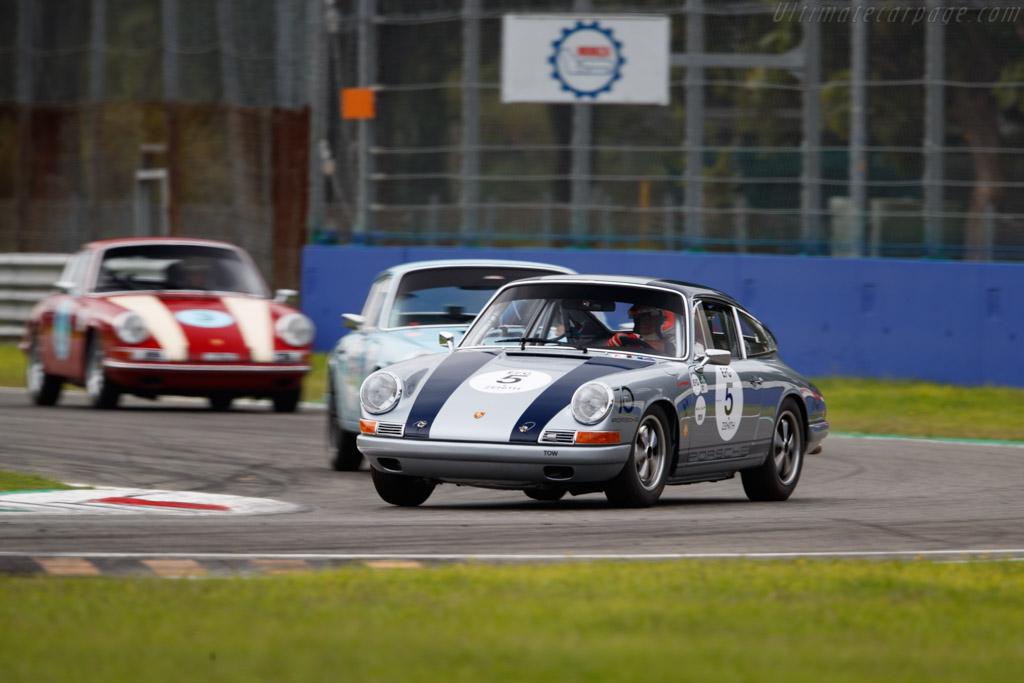 Porsche 911 - Chassis: 302594 - Driver: Philippe De Craene - 2019 Monza Historic