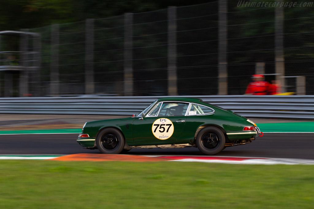 Porsche 911 - Chassis: 303757 - Driver: Uwe Bruschnik / Robert Haug - 2019 Monza Historic