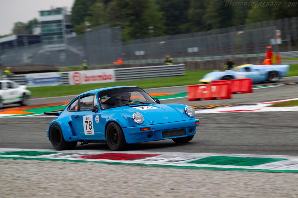 Porsche 911 Carrera RSR 3.0  - Driver: Jürgen Barth / Michel Speyer - 2019 Monza Historic