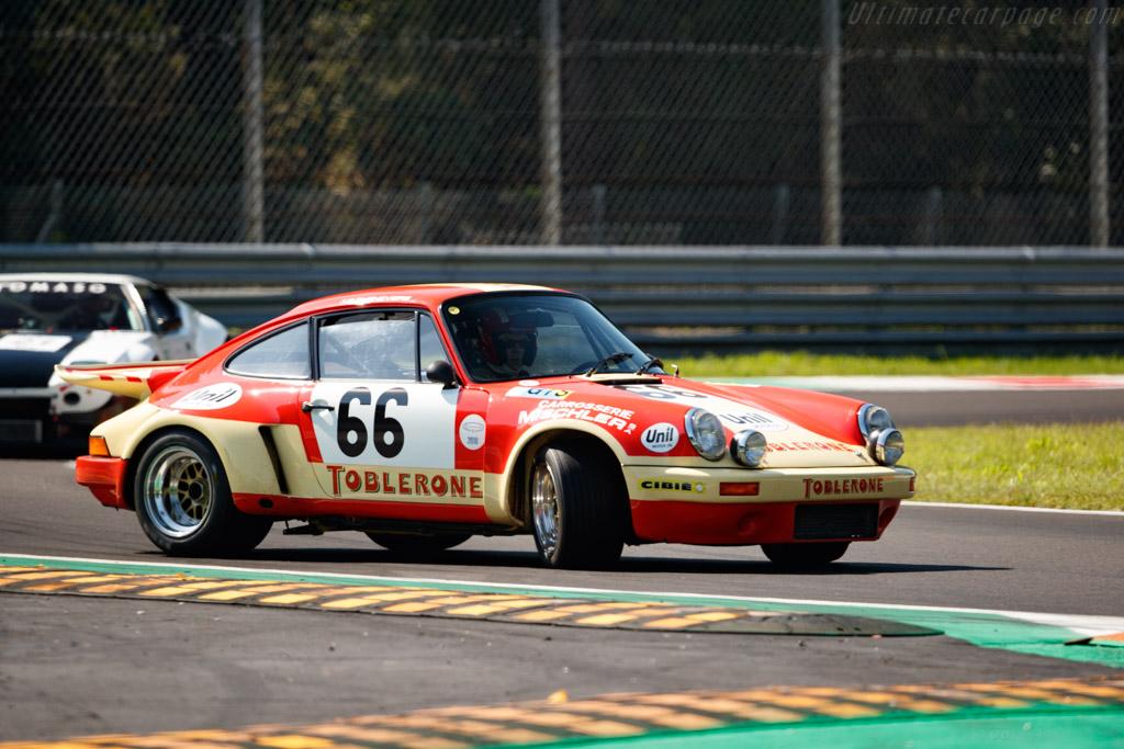 Porsche 911 Carrera RSR 3.0 - Chassis: 911 460 9058 - Driver: Didier Denat - 2019 Monza Historic