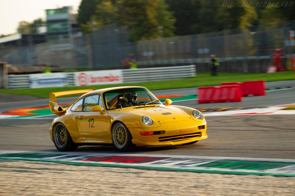 Porsche 911 GT2 - Chassis: WP0ZZZ99ZTS393097 - Driver: Henrique Gemperle / Marc De Siebenthal - 2019 Monza Historic