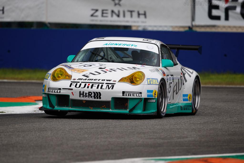 Porsche 911 GT3 RS  - Driver: Marc Devis - 2019 Monza Historic