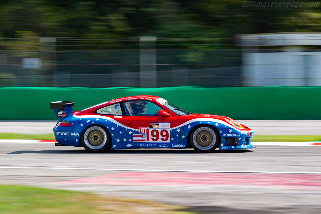 Porsche 911 GT3 RS - Chassis: WP0ZZZ99Z1S692091 - Driver: Simon Evans - 2019 Monza Historic
