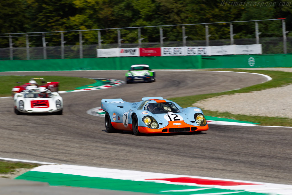 Porsche 917K - Chassis: 917-008 - Driver: Claudio Roddaro - 2019 Monza Historic