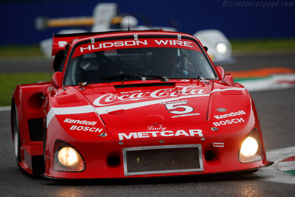 Porsche 935 K3 - Chassis: 000 0013 - Driver: Henrik Lindberg - 2019 Monza Historic
