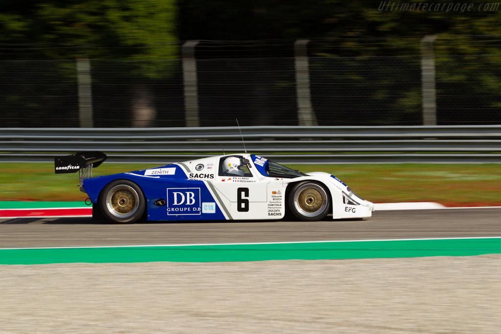 Porsche 962C - Chassis: 962-144 - Driver: Max Von Braunmühl - 2019 Monza Historic