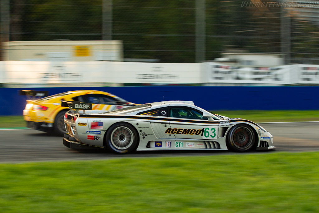 Saleen S7-R - Chassis: 029R - Driver: Florent Moulin - 2019 Monza Historic