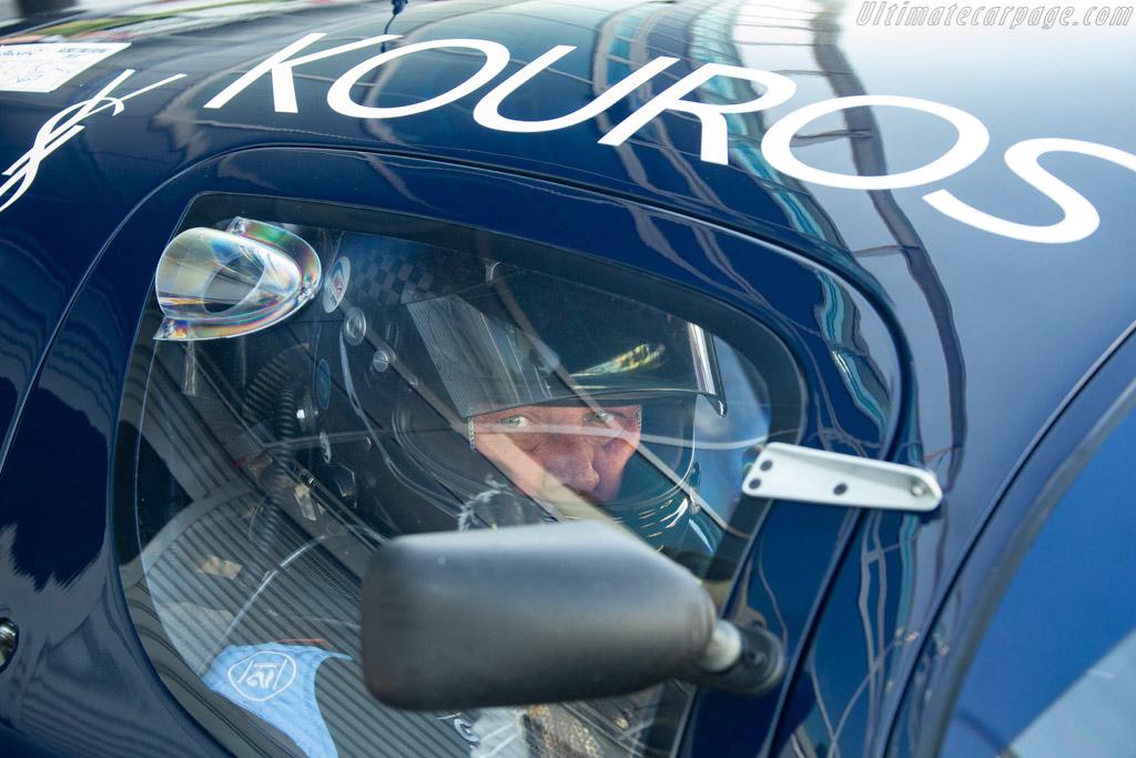 Sauber-Mercedes C8 - Chassis: 86.C8.02 - Driver: Henrik Lindberg - 2019 Monza Historic