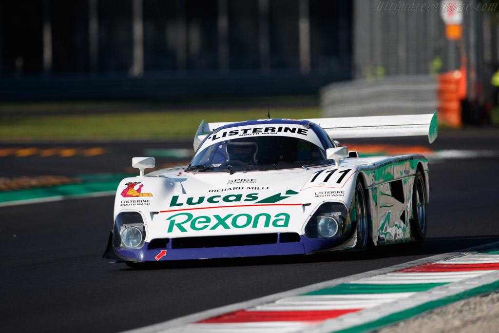 Spice SE88C - Chassis: SE88C-003 - Driver: Thomas Dozin - 2019 Monza Historic