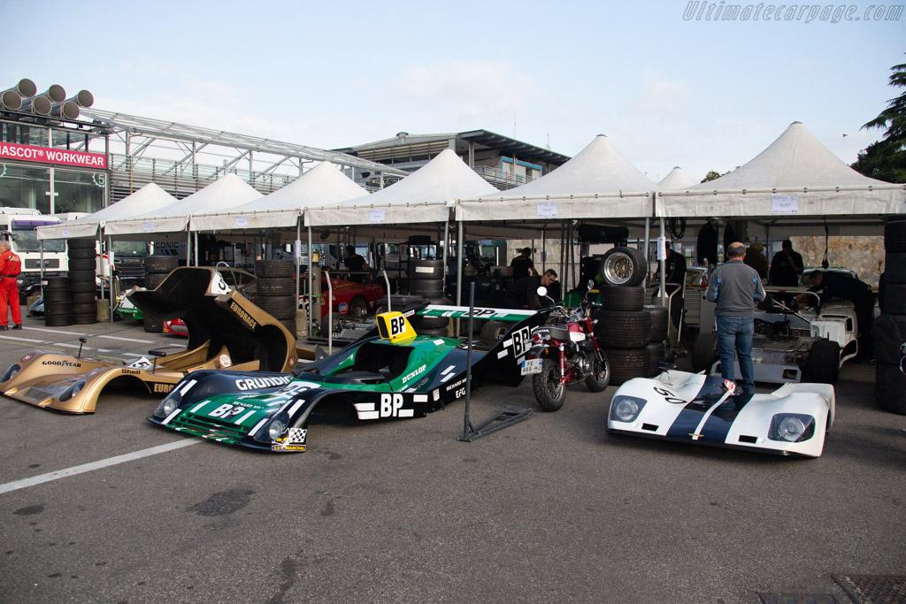 TOJ SC303 - Chassis: 23-78 - Driver: Dominique Guenat - 2019 Monza Historic