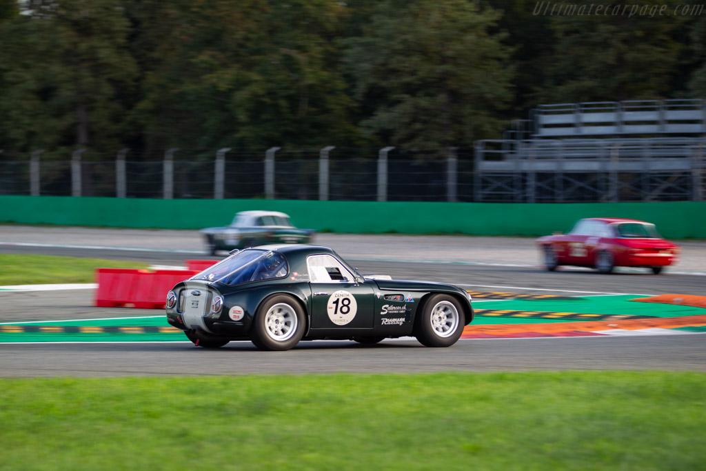 TVR Griffith - Chassis: 200/5/130 - Driver: Beat Eggimann / Toni Seiler - 2019 Monza Historic