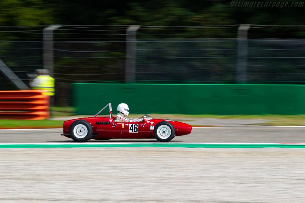 Wainer FJ  - Driver: Carlo Maria Del Conte - 2019 Monza Historic